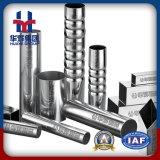 El primer Huaye tubos de acero inoxidable con material de Aod