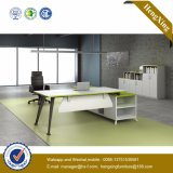 La Chine désassemblent les meubles de bureau blancs de couleur de bureau (UL-NM113)