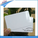 Scheda di plastica bianca della scheda in bianco del PVC di iso Cr80