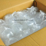 明確なプラスチック食糧収納箱の容器のマルチカラーふたが付いている使い捨て可能なまめのクラムシェル