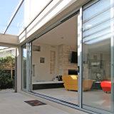 Les matériaux de construction en aluminium pour l'extérieur de porte coulissante
