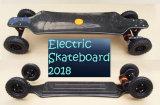 3-4 Stunden angeschaltene elektrische elektrische Rochen-Vorstand-Skateboard-Plattform aufladend