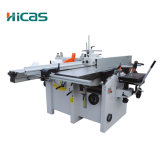 Máquina de combinación multiusos de la máquina de la carpintería de la eficacia alta