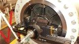 Innere eingehangene Einfassung-Maschinen-Rohr-abschrägenmaschine des Flansch-I12