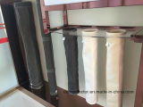 Baño de PTFE 750 gramos de fibra de vidrio filtro de mangas filtrantes