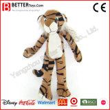 Jouet debout de tigre de peluche molle de peluche pour des gosses