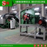自動ハンマーのシュレッダーのRecyclingscrapのアルミニウム使用されたバレルか無駄の金属ドラム