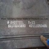Placa 1045/Chapa laminada a quente/espessura média da chapa de aço carbono.