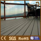 Decking extérieur composé de panneau en bois matériel de WPC
