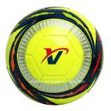 Le football marqué Wearproof de PVC de l'exercice 400-450g