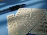 Inmersión libre Gold&#160 del PWB del halógeno Taconic de Tla-35 0.762m m (30mil); PWB