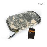Do malote de nylon militar da carteira do malote da caça do Zipper do EDC das mulheres sacos táticos da caça do curso do esporte