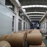 Papier de transfert thermique foncé de vente chaud pour le textile