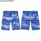Pantaloni della spiaggia di estate della fascia elastica di modo della stampa del fiore