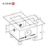 Schweißens-kupferne Elektroden-Halter-Schelle für Klemme 3A-500104