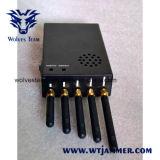 Emittente di disturbo portatile del telefono delle cellule di 3G 4G Lte & emittente di disturbo di WiFi