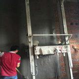 Auto maquinaria de emplastro com a parede da rendição do almofariz da gipsita