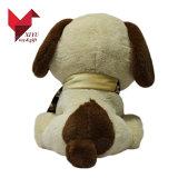 Perro de juguete relleno suave mullido grande de la felpa