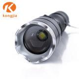 Super brillante 1000m de alcance LED Linterna de emergencia recargable