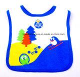 Busbana francese stridente blu del bambino della Jersey di marchio dei prodotti dell'OEM della fabbrica della Cina del cotone su ordinazione della stampa