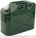 Kraftstoffkanister Transportkanister Reservekanister Stahlblech Jeep Kanister MIT Schraubverschluss/kann