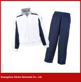 Fabricante feito sob encomenda do desgaste do fato de desporto do esporte do terno do esporte (T14)