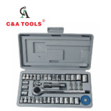Socket Tools Set의 40 PCS Reparing Tools Set