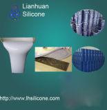 La RTV-2 Molde de silicona líquida para el molde de yeso Piedra de hormigón