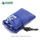 La qualité personnalisent les sacs à provisions se pliants de Patern de logo