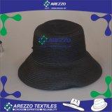 Леди ковш бумаги Red Hat соломы (AZ013B)