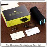 Диктор T9 напольный цветастый Bluetooth с радиоим и креном силы