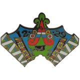 Emblema conhecido da forma feita sob encomenda barata