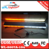 55 pulgadas 104 LED de advertencia de emergencia Strobe Light Bar