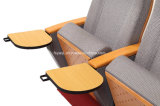 Popular plegable silla de madera baratos del auditorio del precio (YA-01)