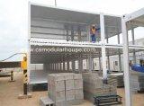 Paquete plano modernos modulares prefabricados Home/prefabricados edificio con aire acondicionado