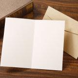 Дешевый габарит подарка бумаги цвета цены для карточки подарка/карточки приглашения