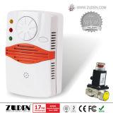 12-24VDC de getelegrafeerde Detector van het Gas voor de de Elektromagnetische Klep of Manipulator van de Aandrijving