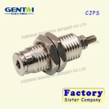 De pneumatische Enige Cilinder van de Zuigeras van het Acteren Cjp Pneumatische