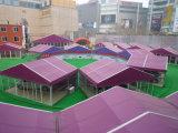 De waterdichte Commerciële Eerlijke Handel van pvc toont Tent, Adverterend Tent