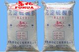 Sulfato de bário fino precipitado Superfine modificado do sulfato de bário