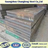 Placa de acero del molde plástico de alta resistencia NAK80/P21/B40