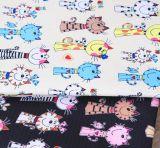 Tessuto di 35%Cotton stampato T/C 65%Polyester per i vestiti dei bambini dell'assestamento