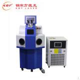 熱い販売レーザーの溶接工の販売のための高精度120Wの手持ち型の金の宝石類のファイバーのレーザ溶接機械価格