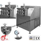 Grande, 2500L/H, alta pressão, iogurte, Homogeneizador de sumo