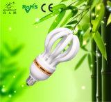 4u 85W Lámpara de ahorro de energía de PBT.