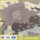 2017 el poliester tejido ropa vendedor caliente Ripstop militar impermeabiliza la tela del camuflaje