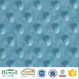 Verzerrung Oktex-100, die 3mm Luftblase das geprägte Velboa Gewebe für Baby strickt