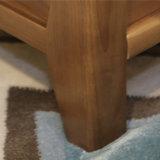Modernes neues Entwurfs-festes Holz-Bett für Schlafzimmer-Gebrauch (CH-623)
