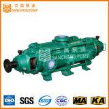 Pompa ad acqua ad alta pressione centrifuga a più stadi orizzontale