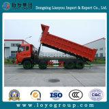 판매를 위한 Cdw 8X4 덤프 트럭